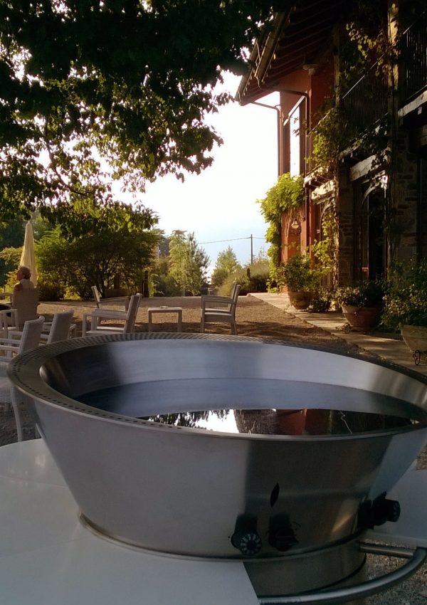 BBQ Outside